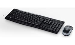 Logitech Wireless Desktop MK260 (BE)