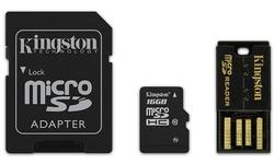Kingston 16GB MicroSDHC Class 10 Mobility kit