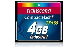 Transcend Compact Flash 150x 4GB