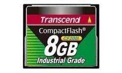 Transcend Compact Flash 200x 8GB