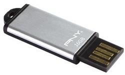 PNY Micro Slide Attaché 16GB