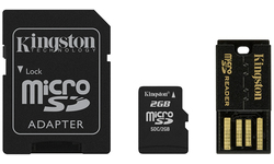 Kingston MicroSD Multi-Kit 2GB