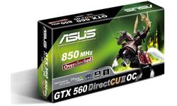 Asus ENGTX560 DCII OC/2DI/1GD5