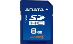 Adata SDHC Class 6 8GB