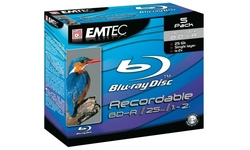 Emtec BD-R 2x 5pk Jewel case