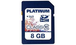 Platinum SDHC Class 10 8GB