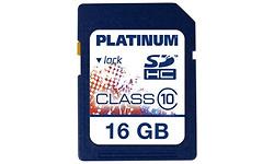 Platinum SDHC Class 10 16GB