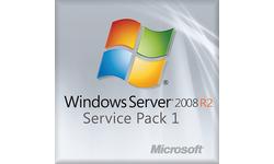 Microsoft Windows Server 2008 R2 Standard Edition SP1 EN
