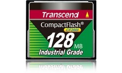 Transcend Compact Flash Industrial 200x 128MB