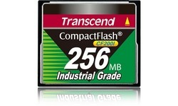 Transcend Compact Flash Industrial 200x 256MB