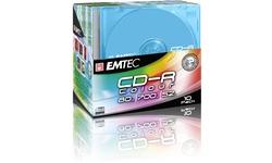 Emtec CD-R 52x 10pk Spindle