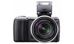 Sony NEX-C3 + 16mm Black