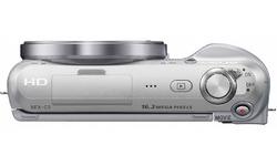 Sony NEX-C3 + 16mm Silver