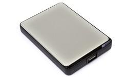 Buffalo MiniStation Plus USB 3.0 500GB Silver