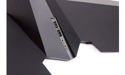 XFX Eyefinity Triple Monitor Stand