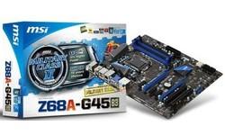 MSI Z68A-G45 (B3)