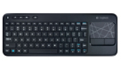 Logitech K400 Wireless Touch Keyboard Black