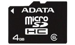 Adata MicroSDHC Class 6 4GB