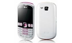 LG C300 White/Pink