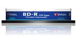 Verbatim BD-R LTH 6x 10pk Spindle