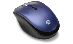 HP Wireless Optical Mobile Mouse Pacific Blue