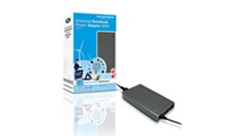 Conceptronic Universal Slimline Notebook Charger 65W