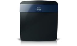 Linksys E3200 Dual-Band N Router