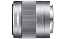 Sony E 50mm f/1.8 OSS Silver