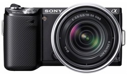 Sony NEX-5N 18-55 + 55-210 kit Black