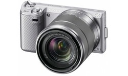 Sony NEX-5N 18-55 kit Silver