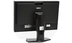 NEC MultiSync P241W Black