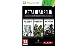 Metal Gear Solid, HD Collection (Xbox 360)