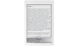 Sony Wifi Reader Touch PRS-T1 White