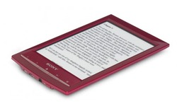 Sony Wifi Reader Touch PRS-T1 Red