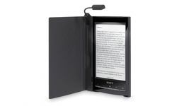 Sony Wifi Reader Touch PRS-T1 Light Cover Black