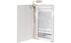 Sony Wifi Reader Touch PRS-T1 Light Cover White