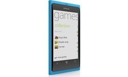 Nokia Lumia 800 Cyan