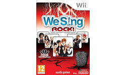 We Sing, Rock (Wii)