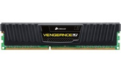 Corsair Vengeance 16GB DDR3-1600 CL8 LP quad kit