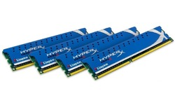 Kingston HyperX Genesis 16GB DDR3-1866 CL9 quad kit