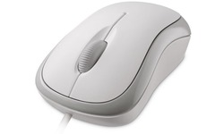 Microsoft Basic Optical Mouse for Business White