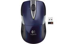 Logitech Wireless Mouse M525 Blue