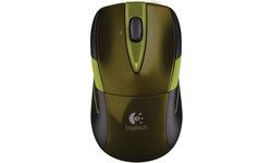 Logitech Wireless Mouse M525 Green
