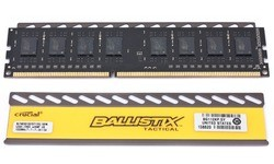 Crucial Ballistix Tactical 8GB DDR3-1333 CL7 kit