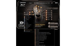 A4Tech Anti-Vibrate Laser Gaming Mouse
