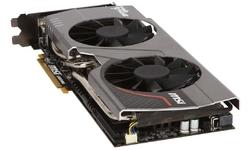 MSI N580GTX Twin Froz III Power Edition OC