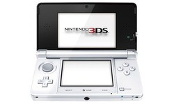 Nintendo 3DS White