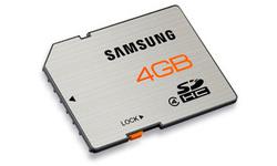 Samsung SDHC Class 4 4GB