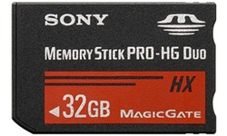 Sony Memory Stick Pro Duo HC 32GB