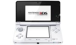 Nintendo 3DS Silver